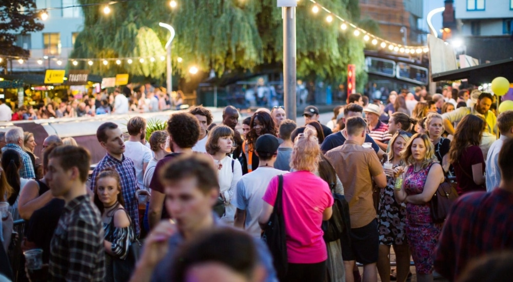 KERB Camden Is Throwing A Bunch Of Late Night Parties This Summer