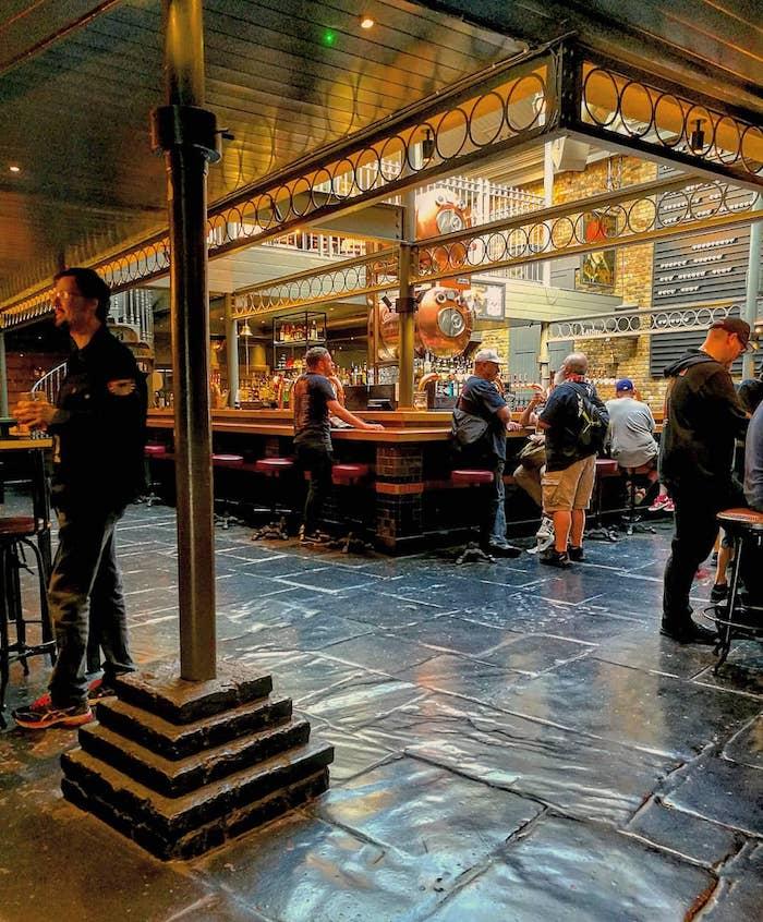 Camden Pubs Worlds End