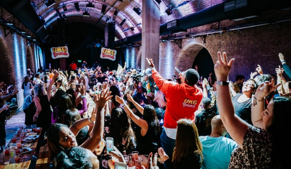 This UK Garage Brunch Will Throw You Right Back To The 90s