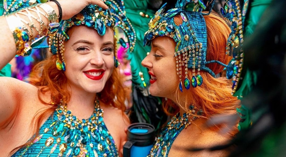 This Year's Fabulous Notting Hill Carnival In 34 Colourful Photos
