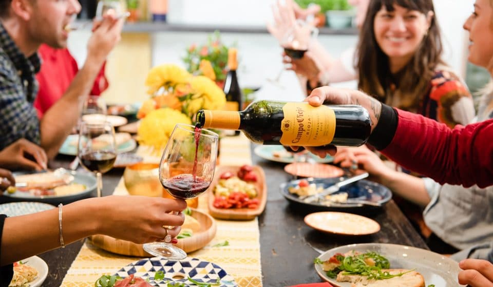 Muy Delicioso! Here's How To Throw An Authentic Spanish Supper Club With Campo Viejo