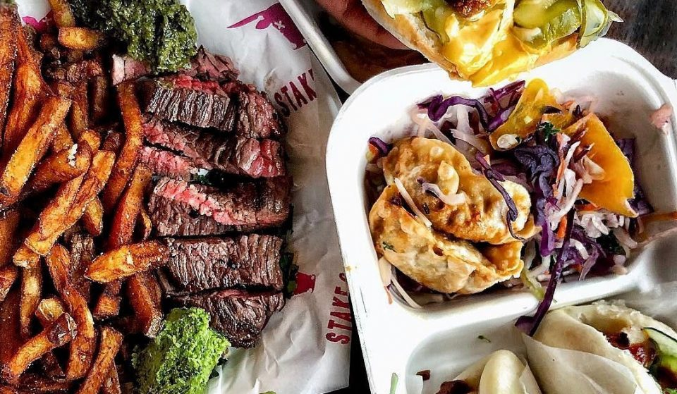150 Terrifically Tasty London Street Food Traders