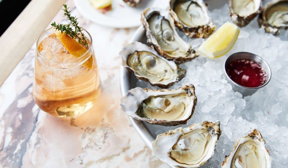 This Amazing Seafood Restaurant Is Taking Pimm's Back To Its Roots
