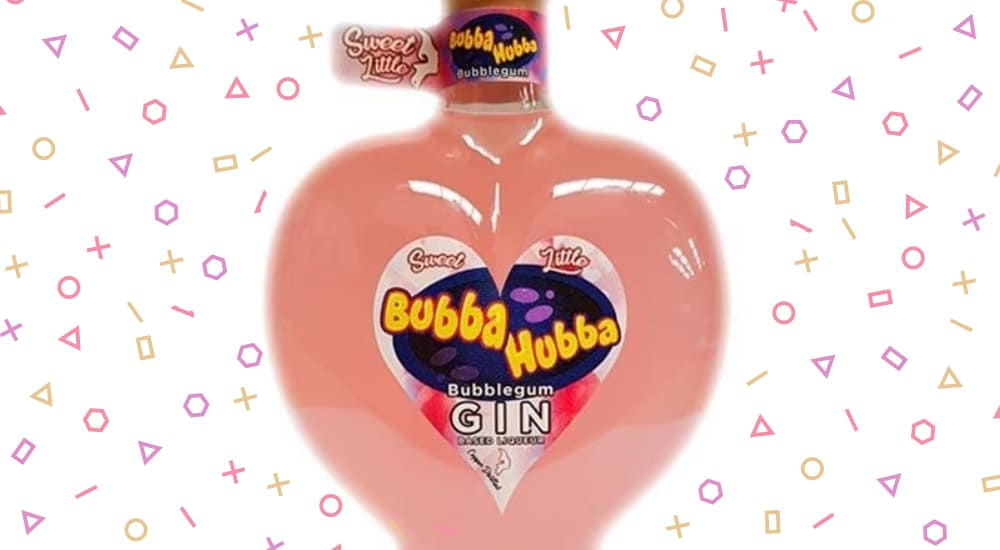 So Hubba Bubba Flavoured Gin Exists And The Nostalgia Is Real