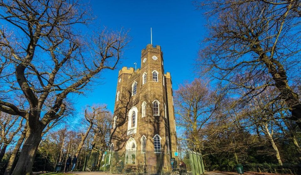 The Charming South London Castle With Incredible City Views • Severndroog Castle