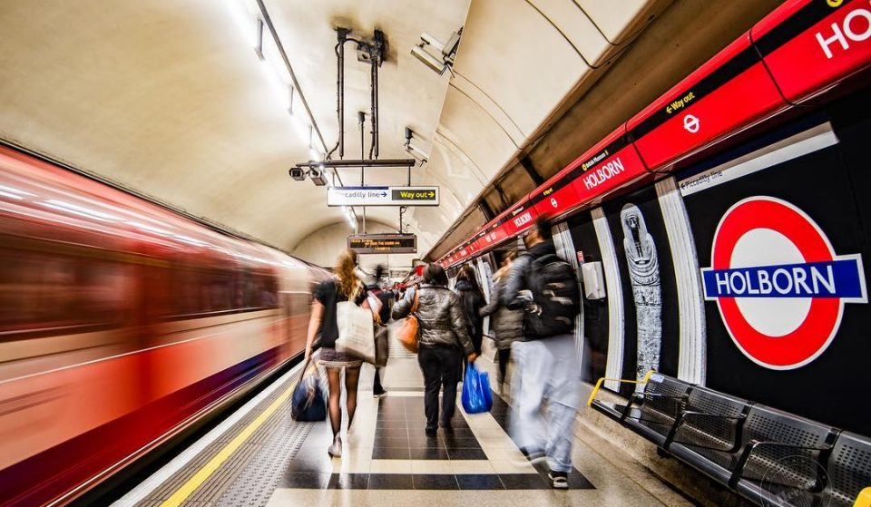 TfL Are Bringing Live News Broadcasts To An Underground Station Near You