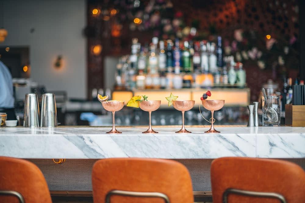 Absolut sorbet cocktails