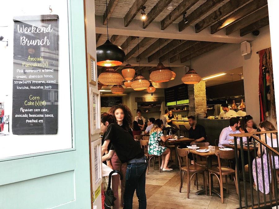 Best Restaurants in Shoreditch east London
