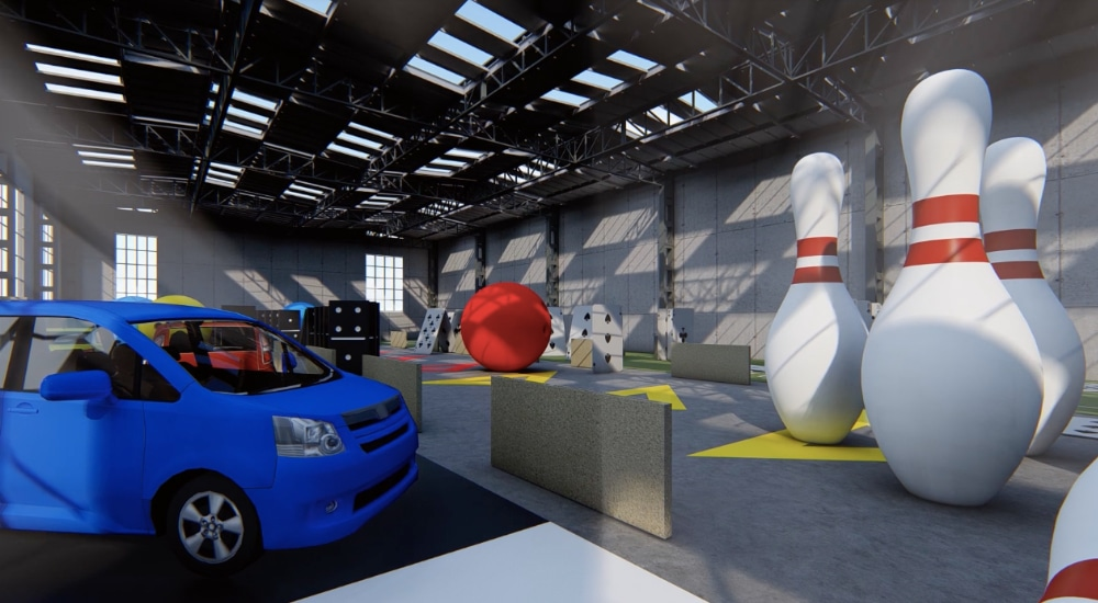 A Central London Warehouse Is Being Converted Into A Fun New Paintball Arena