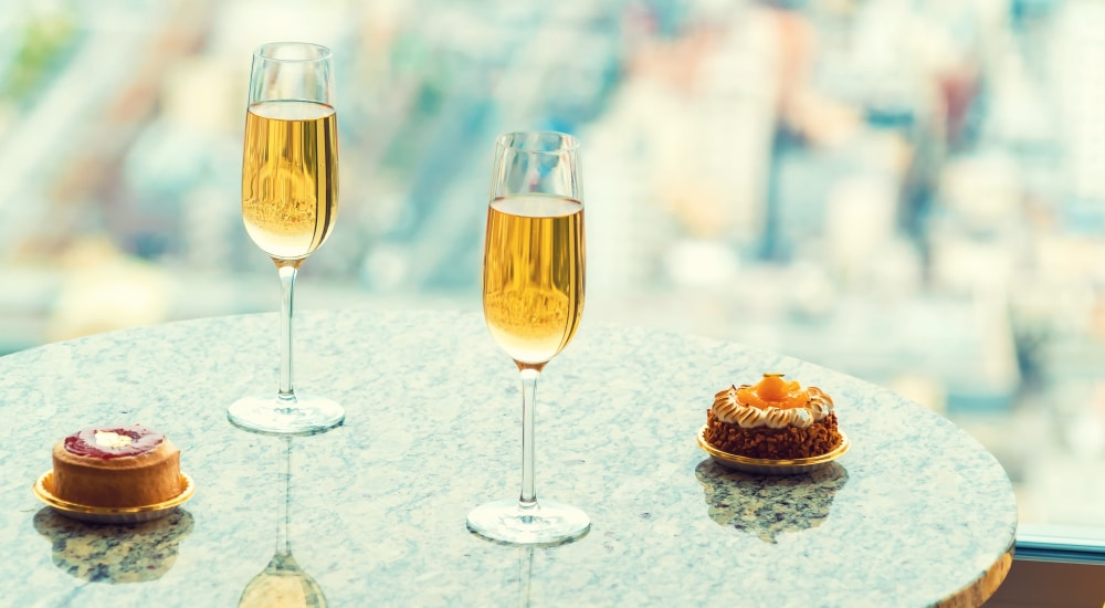 The World's Best Pastry Chef Is Giving Away Free Cake And Champagne