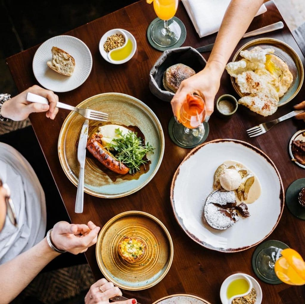 Bottoms up! The Best Places To Grab A Boozy Vegetarian Breakfast