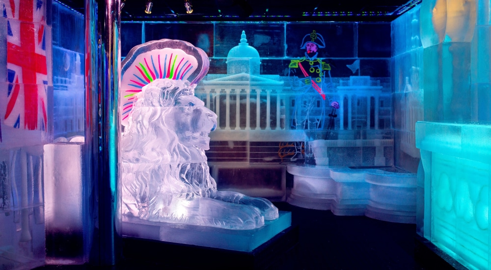 Closed: London's Ice Bar Is The Coolest Place In The City – BelowZero