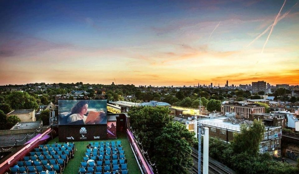 This Rooftop Bar Is Holding An Exclusive Free First Viewing Of Summer's Hit Film