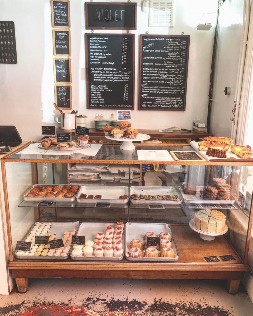 East London bakery