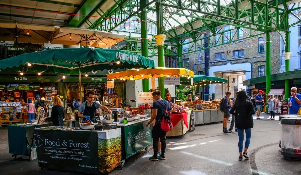 23 Amazing Street Food Markets In London That'll Satisfy Your Appetite