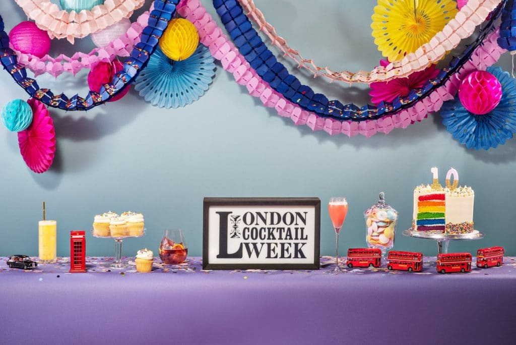 Back & Bigger Than Ever: London Cocktail Week Is Finally Here!