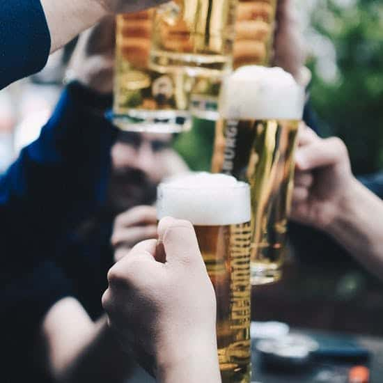 London university guide: drinks