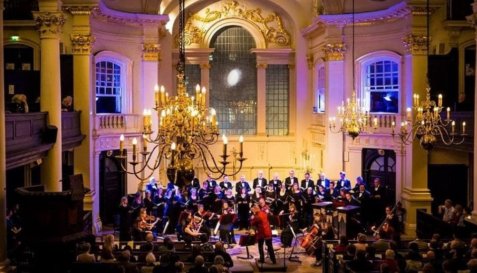 Catch Cosy, Candlelit Concerts Inside Beautiful London Churches
