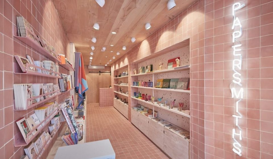 This Colourful Stationery Shop Is Pure Organisation Goals • Papersmiths