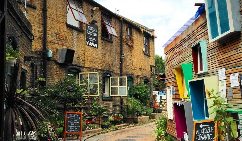 The East London Farmyard That's Free To Frolic In • Hackney City Farm