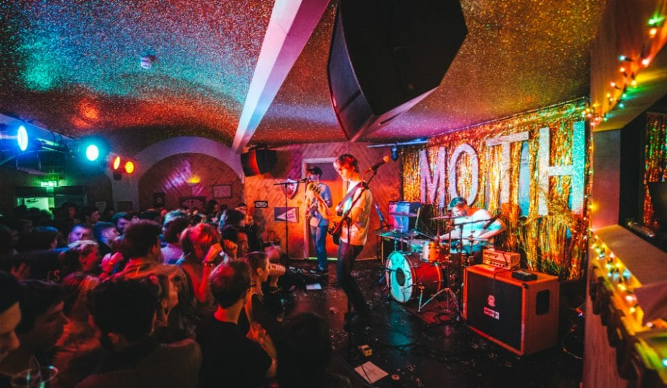East London's Gloriously Glam Music Venue Just Screams Cool • MOTH Club