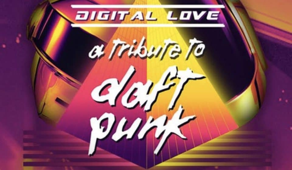 There's A Massive Daft Punk Party Coming To East London