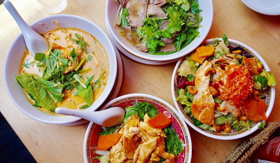 The Chelsea Noodle Shack With The Naughty-Sounding Name • Phat Phuc