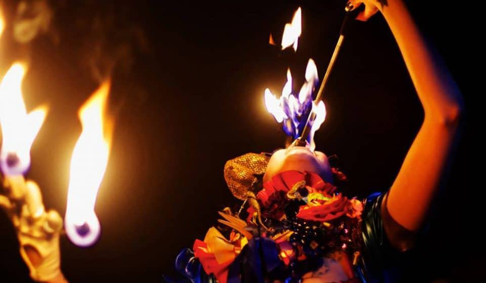 The Dark Circus Is Set To Be One Of London's Most Extravagant Halloween Parties