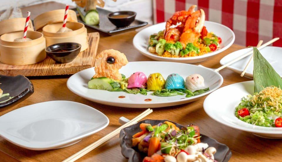 The Amazing Dim Sum Restaurant With Cute Pac-Man Dumplings • RedFarm