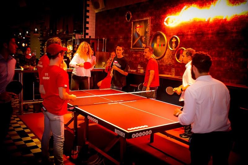 Ping Pong Club London