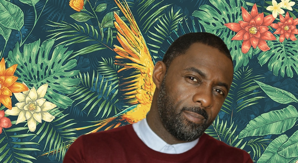 Idris Elba Is Opening A Tropical Cocktail Bar In London