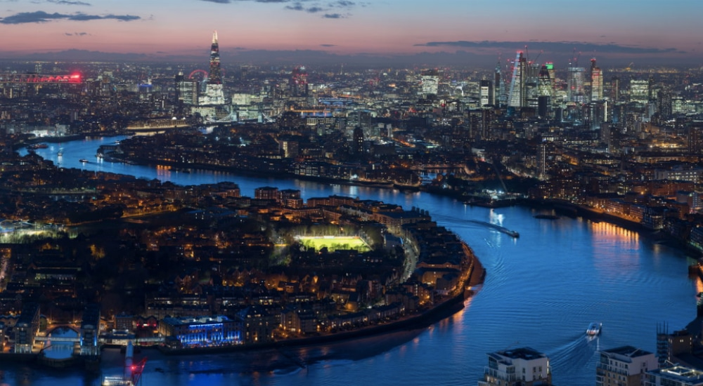 Check Out This Stunning, Interactive Time-Lapse Of London Over 24 Hours