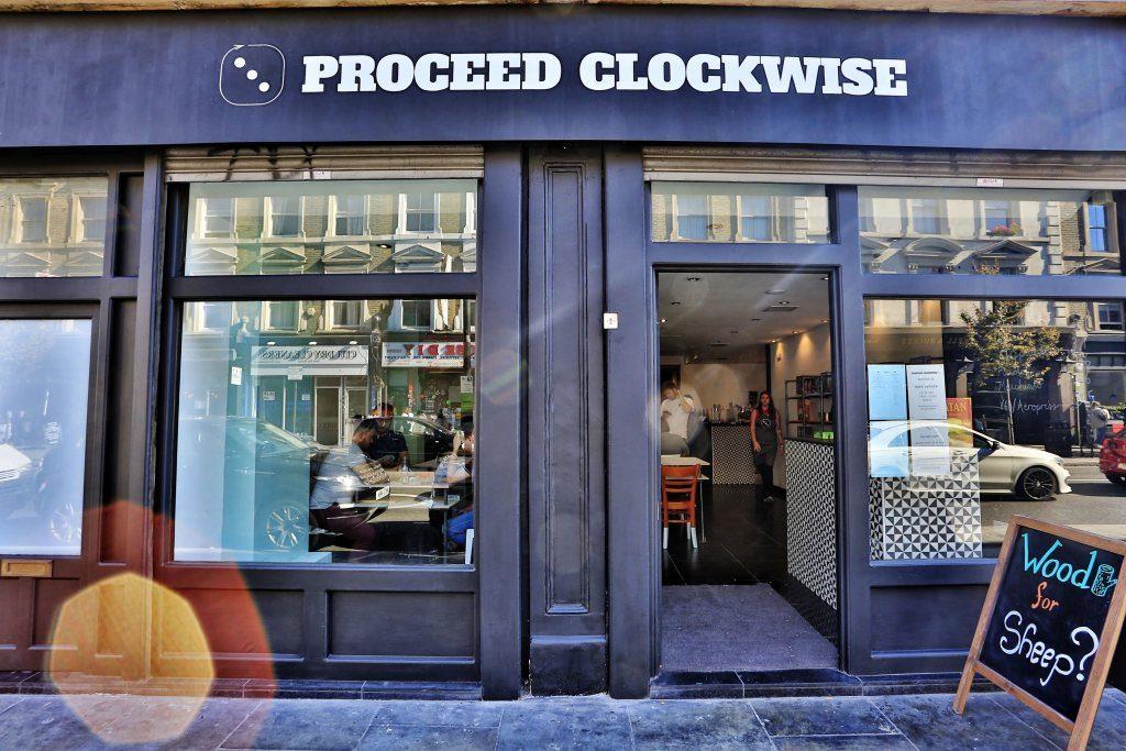 Closed: Shoreditch's Brilliant Board Game Café • Proceed Clockwise