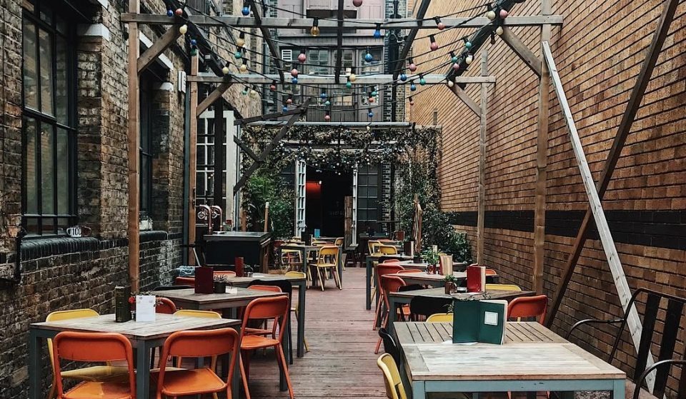 The Bermondsey Brunch Spot With Bottomless Espresso Martinis • Tanner & Co