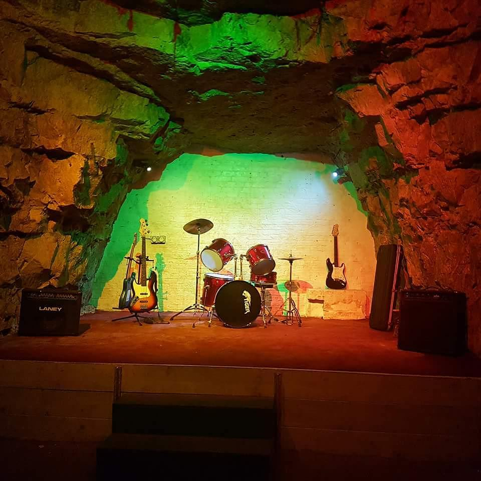 Chislehurst Caves Photography