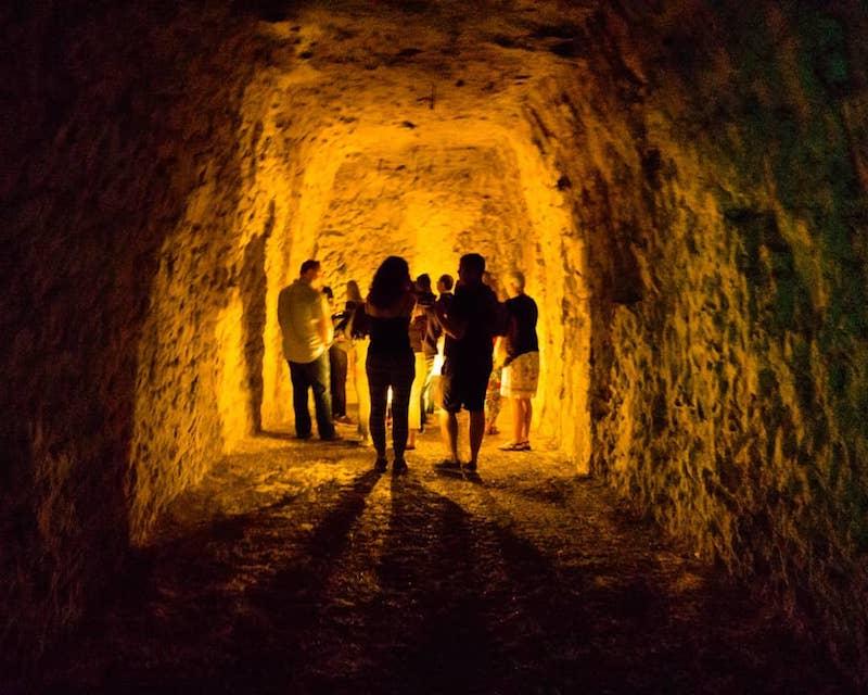 Chislehurst Cave