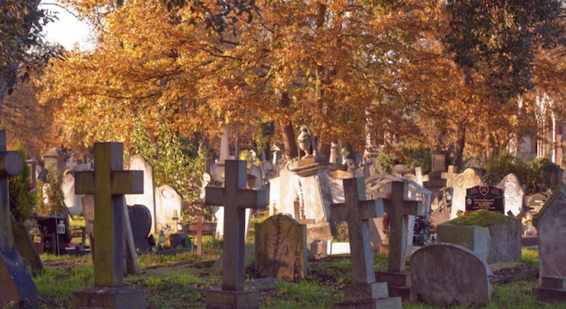 Visit One Of England's Oldest And Most Beautiful Cemeteries • Kensal Green Cemetery