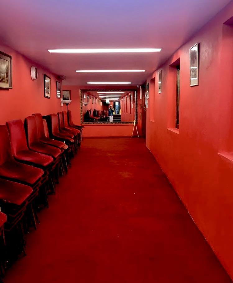 Rivoli Ballroom Red