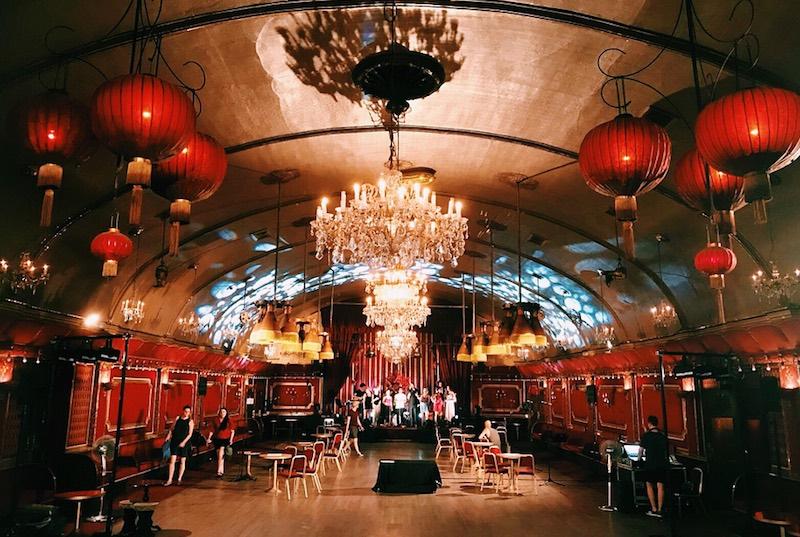 London's Beautiful Vintage Ballroom Is Strictly Gorgeous • Rivoli Ballroom