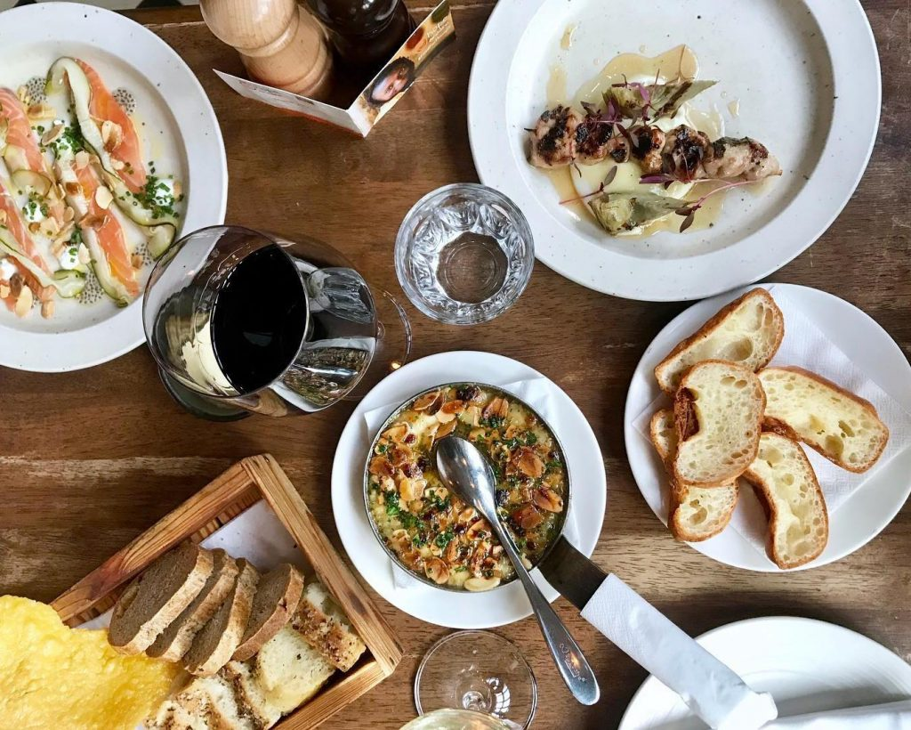 7 Mouthwateringly Moreish Places To Eat In Marylebone