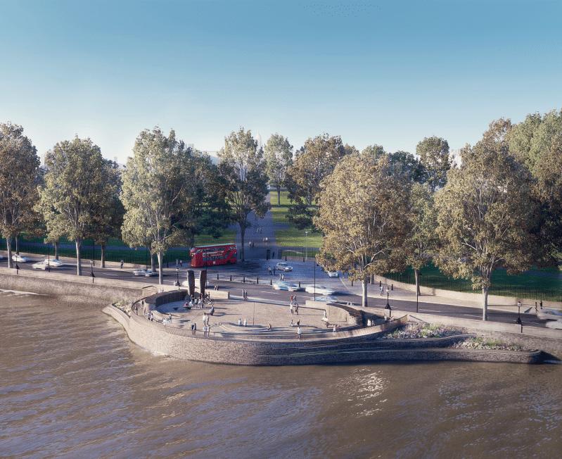 Thames parks