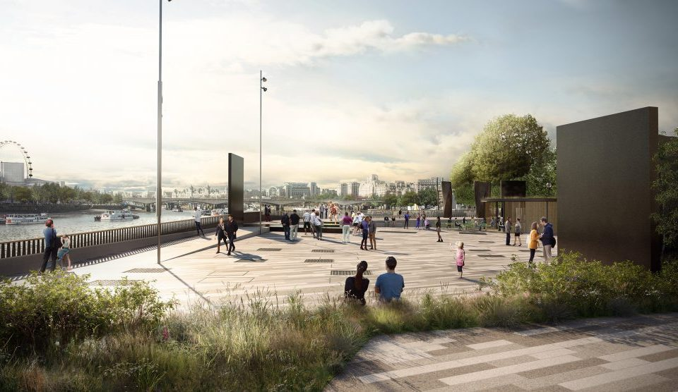 London Is Getting Seven Brand New Parks Alongside The Thames