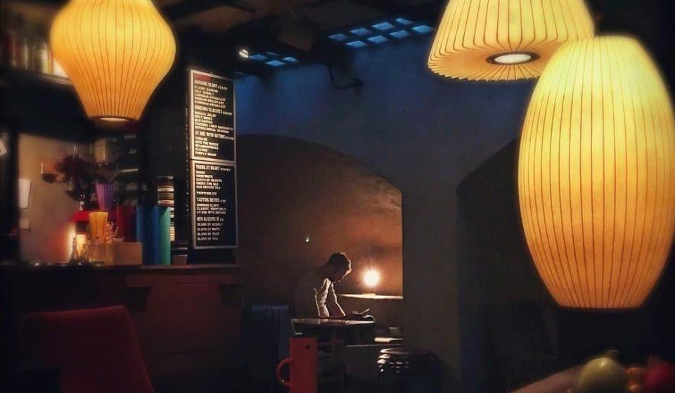 The Kitschy 60s Cocktail Bar Hiding Beneath A Shoreditch Kebab Shop • Lounge Bohemia