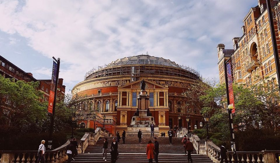The Royal Albert Hall Now Has Its Own Walk Of Fame