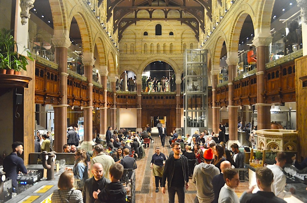 Mercato Metropolitano Have Opened A Second Location In A Restored London Church