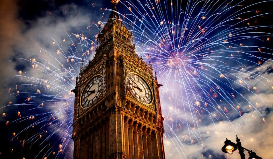 Tickets To London's New Year's Eve Fireworks Go On Sale This Week