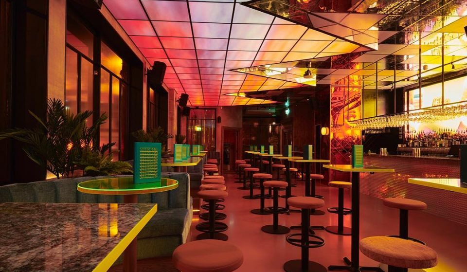 The '80s-Chic Cocktail Spot For Sizzling Shoreditch Parties • Nikki's