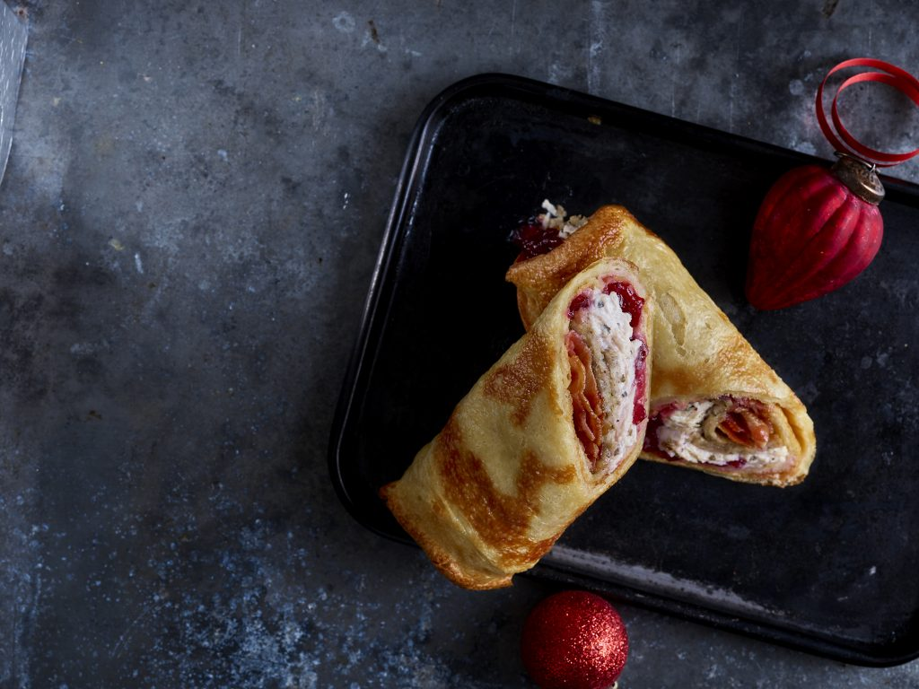 Yorkshire Pudding Wrap