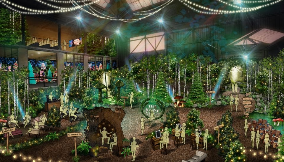 Get Some Well-Deserved 'Me Time' In East London's Pop-Up Enchanted Forest