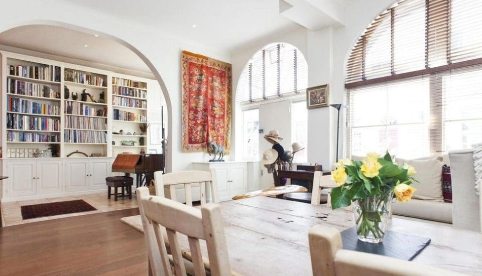 You Can Now Stay In Madonna's Former Kensington Pad And It's Seriously Dreamy